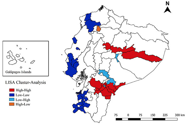 Trends and Spatial Patterns of Suicide Among Adolescent in
